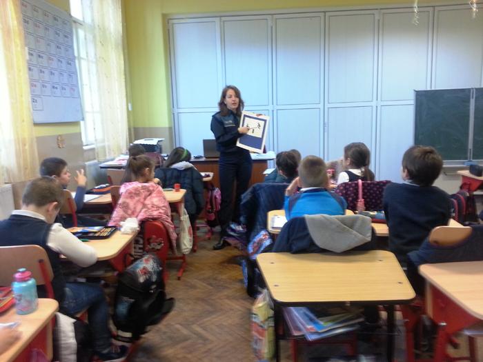 Școala Brâncoveanu – Școală a Siguranței Tedi