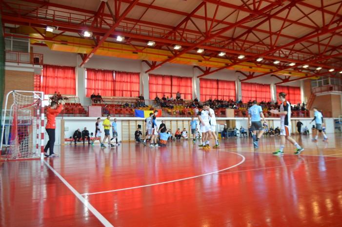 Handbal: CSM Satu Mare-Academia Minaur Baia Mare 31-29