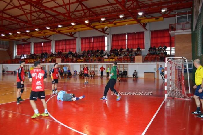 Handbal: CSM Satu Mare-HC Sibiu 32-26
