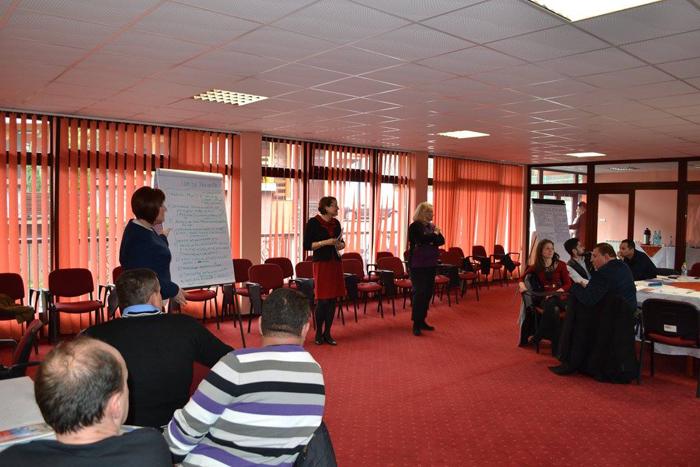 Ședință pentru elaborarea Strategiei de dezvoltare a Țării Oașului