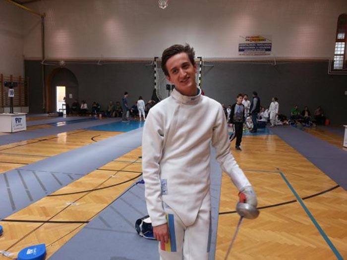 Scrimă: Adam Macska participă la Mondialul de cadeți