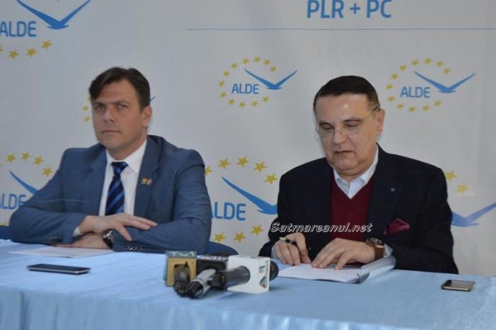 PSD și ALDE ar putea avea candidați comuni la Satu Mare (Video)
