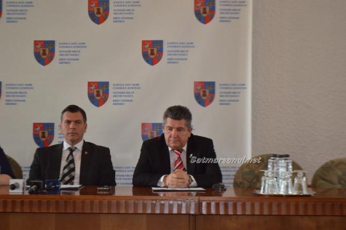 Modernizarea Aeroportului Satu Mare se va finaliza în luna iunie