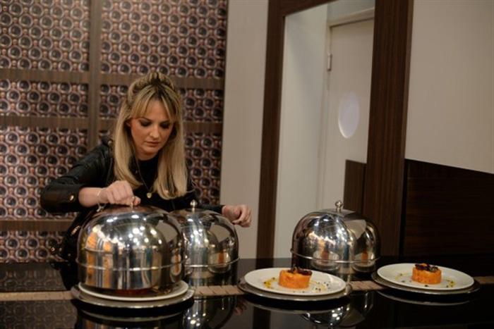 Chef Florin Dumitrescu a jurizat farfuria soției sale, sătmăreanca Cristina Sima