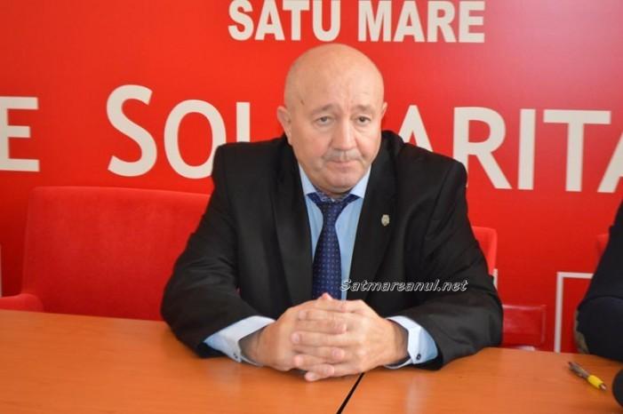 PSD a validat candidatura lui Dorel Coica pentru Primăria Satu Mare