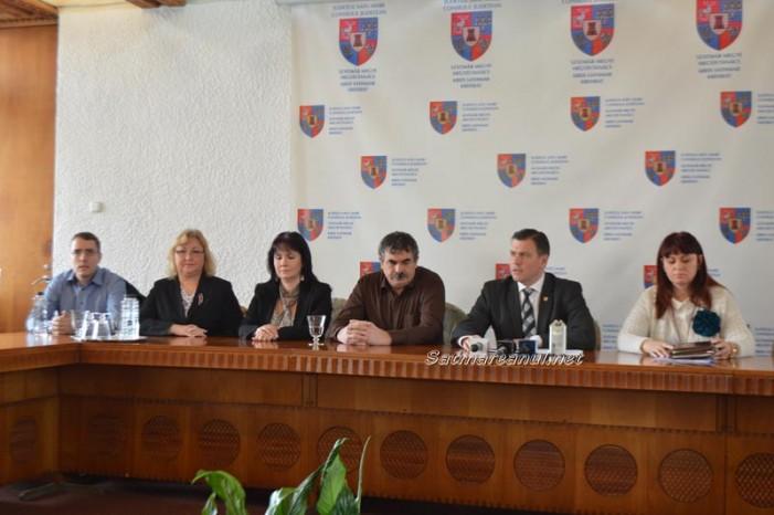 Parteneriat între Consiliul Județean și GAL-urile din județ
