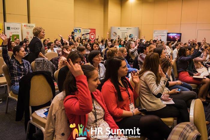 Două zile au fost dedicate HR-ilor la cea de-a 9-a ediţie HR Summit