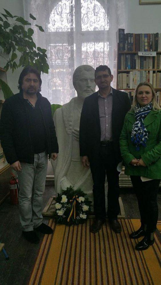 Colaboratorul lui Avram Iancu, Ioan Buteanu, comemorat la Carei