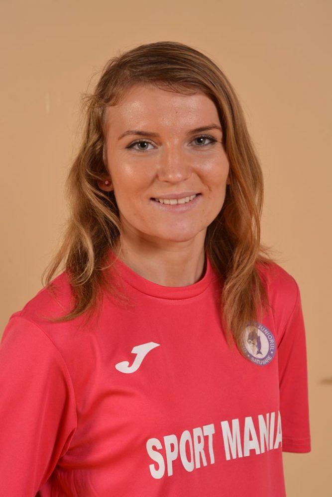 Ioana Borodi, convocată la lotul național de fotbal feminin U19