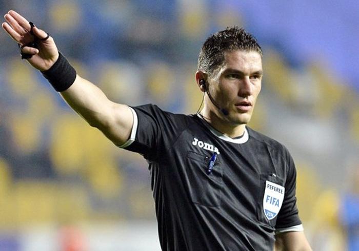 Careianul Istvan Kovacs a fost desemnat arbitru de rezervă la meciul România-Spania