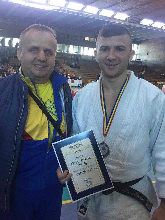 Un titlu național și unul de vicecampion pentru CSM Satu Mare, la Campionatul Național de judo
