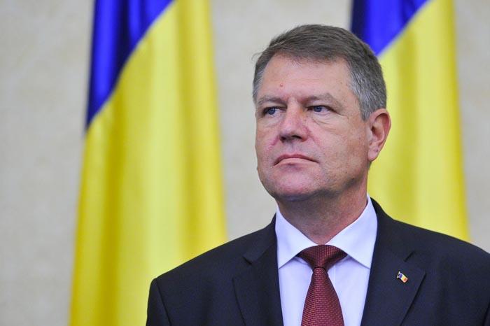"""Klaus Iohannis a promulgat legea privind sărbătorirea """"Zilei bărbatului"""""""