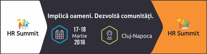 HR Summit Cluj-Napoca, punct strategic de întâlnire al specialiștilor din Resurse Umane