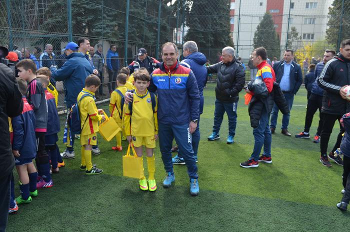 """Copil din Micula, la finala pe țară a proiectului """"Fotbalul pe Uliță"""""""