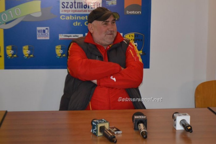 Mircea Bolba: Ne dorim un loc cât mai sus în clasament (Foto&Video)