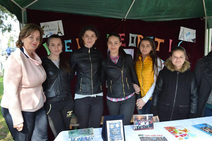 Negrești-Oaș: Elevii de la Liceul Teoretic au celebrat sărbătoarea Francofoniei