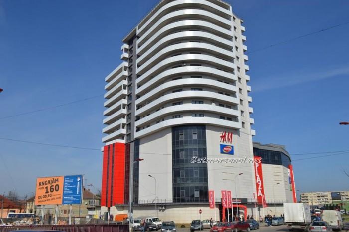 Satu Mare Shopping Plaza – mult tam-tam pentru mai nimic (Galerie foto)
