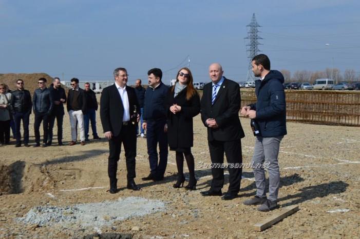 """Dorel Coica: """"Încercăm să dezvoltăm un alt parc industrial în colaborare cu una din comune"""""""