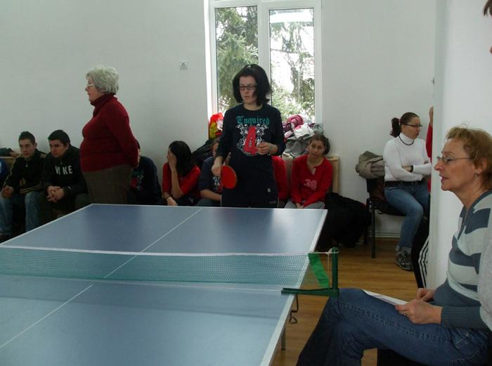 """Tenis de masă: Sportivi din Satu Mare la CN """"Special Olympics"""""""