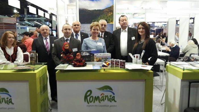"""Judeţul Satu Mare participă la Târgul de Turism """"Utazas"""" de la Budapesta"""
