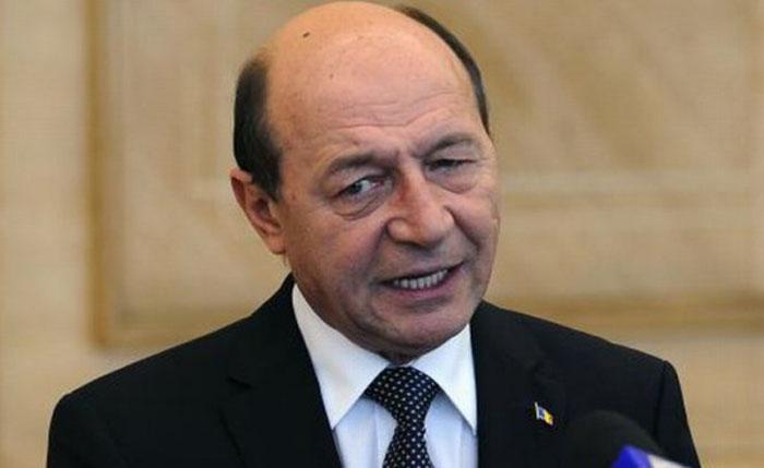 """Traian Băsescu: """"Nu exclud o candidatură la parlamentare"""""""
