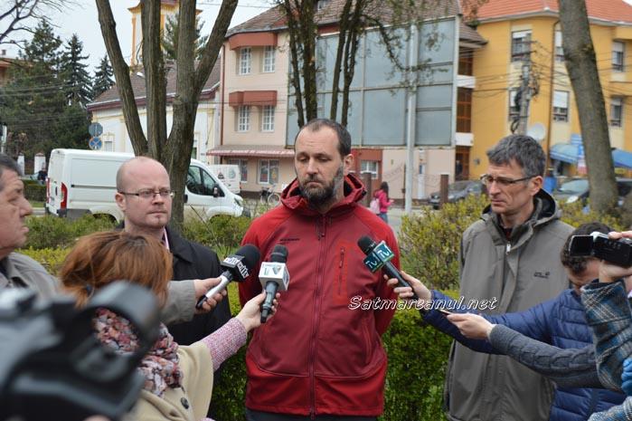 Kereskenyi cere Primăriei să stopeze distrugerea copacilor (Foto&Video)