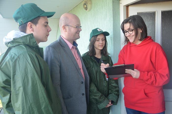 UDMR Satu Mare adună semnături pentru alegerile locale