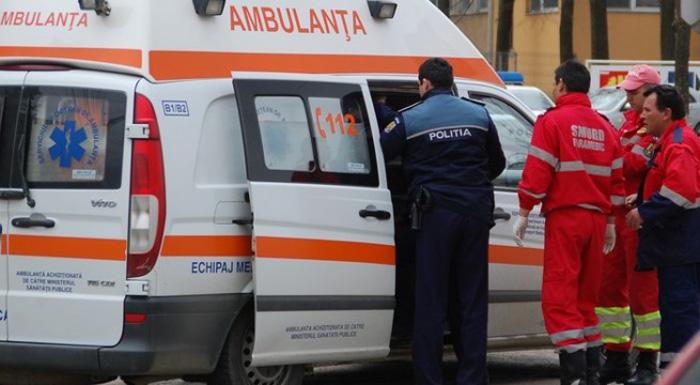 Copil de 2 ani, victima unui accident de circulație