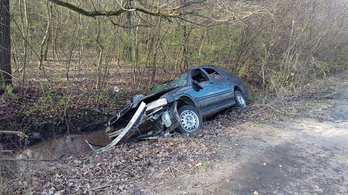 La un pas de tragedie: Un șofer beat era să-și ucidă fetița (Galerie Foto)