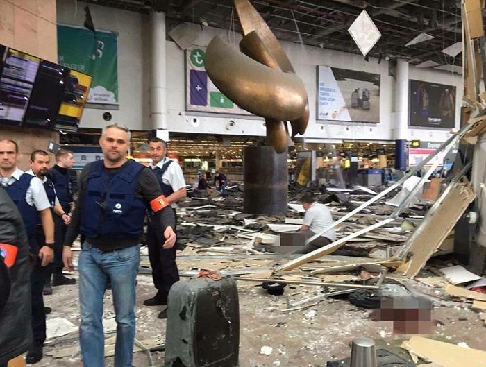 Aeroportul Bruxelles-Zaventem rămâne închis până sâmbătă