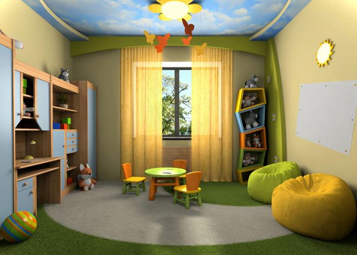 Camera copilului: 5 principii Feng Shui de amenajare