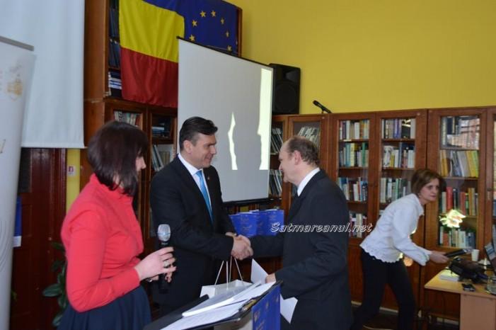 Sărbătoarea cărții sătmărene, la Biblioteca Județeană (Foto&Video)