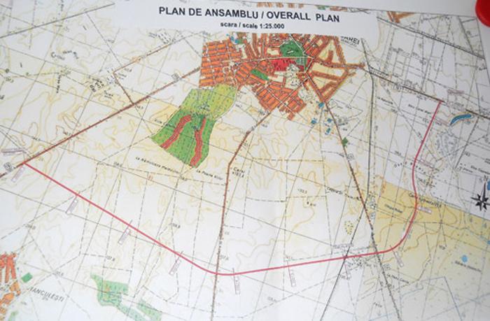 Guvernul a dat undă verde pentru finalizarea centurii municipiului Carei