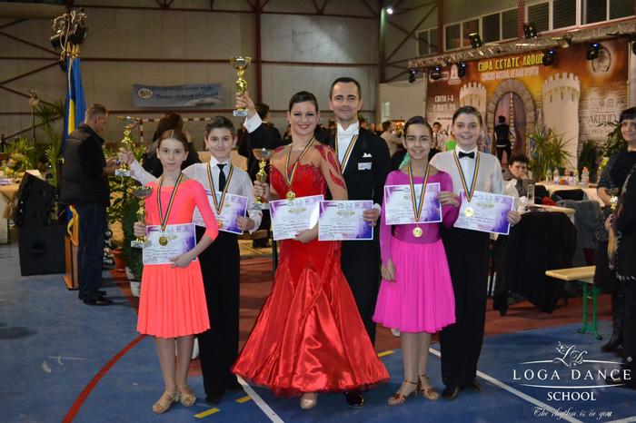 Vezi rezultatele obținute de Loga Dance School la Cupa Cetate Ardud (Foto&Video)