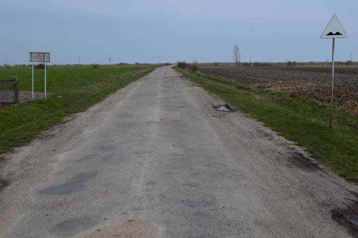 Începe modernizarea drumului județean Berveni-Tășnad