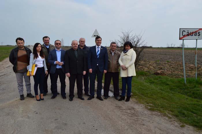 Drumul Județean Căuaș-Ady Endre va fi modernizat (Video)