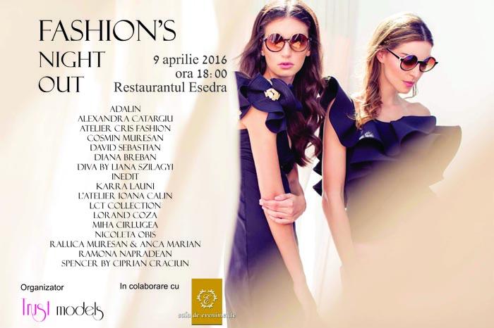 """Fashion's Night Out"", la a V-a ediție"