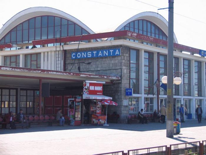 Alarmă falsă cu bombă în Gara Constanţa