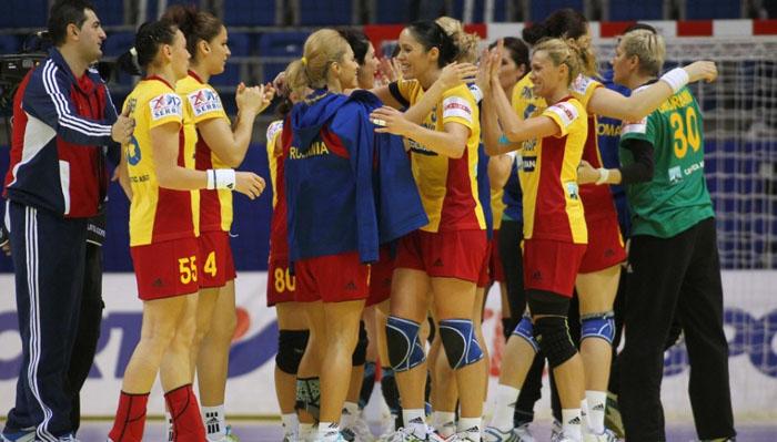 Handbal feminin: România s-a calificat la JO 2016