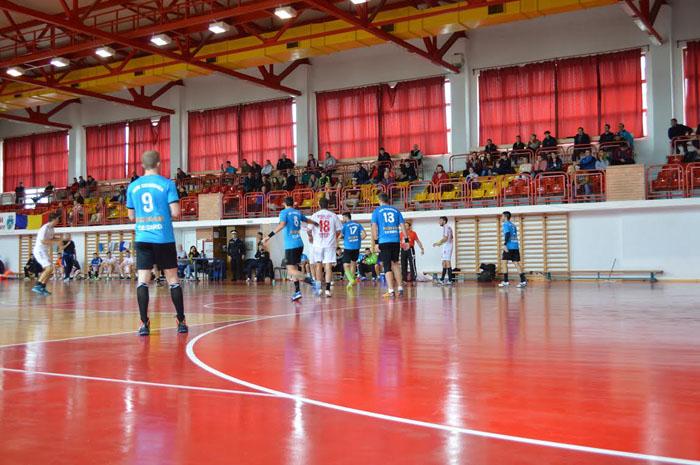 Handbal: CNE Sighișoara-CSM Satu Mare 30-41