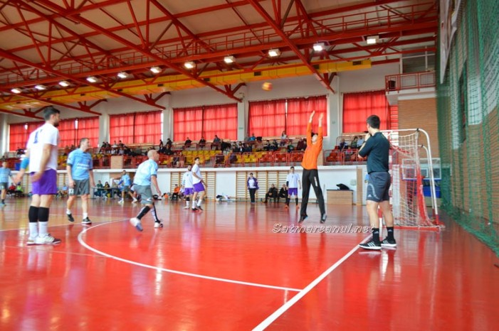 Handbal: CSM Satu Mare-Politehnica II Timișoara 41-26 (Foto&Video)