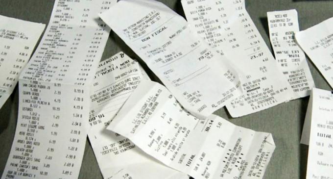 Bonurile fiscale de 293 lei din 7 februarie au ieșit câștigătoare la Loterie