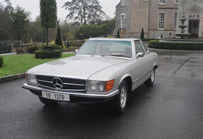Mercedes-ul lui Ceauşescu scos la licitație în Germania (Foto)