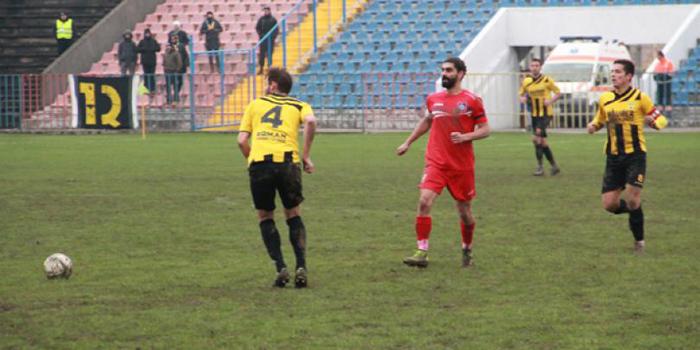 Fotbal: FC Brașov – Olimpia Satu Mare 3-0