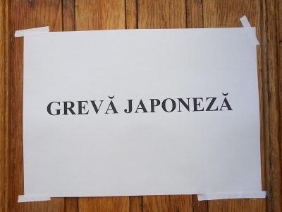 Grevă japoneză la Spitalul Județean Satu Mare