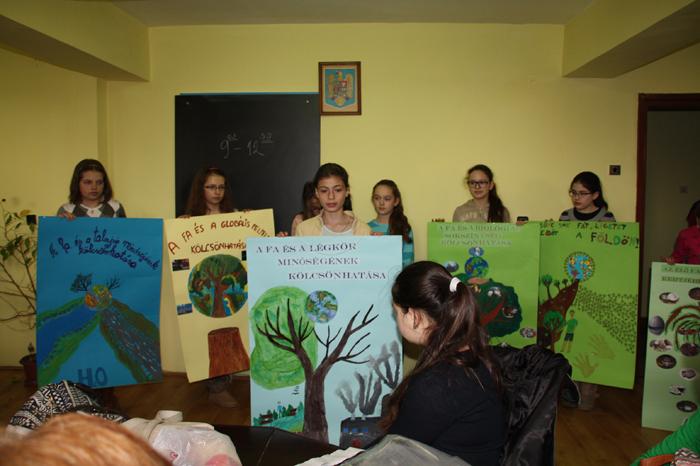 Concurs de mediu, destinat elevilor din județul Satu Mare