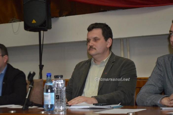 Pataki Csaba, desemnat candidatul UDMR pentru președinția Consiliului Județean