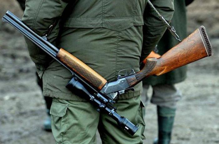 Paznic de vânătoare, bătut cu sălbăticie