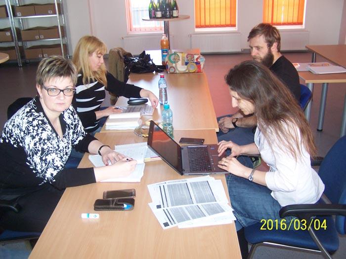Proiect Erasmus +, derulat de Asociația Consult Scolari