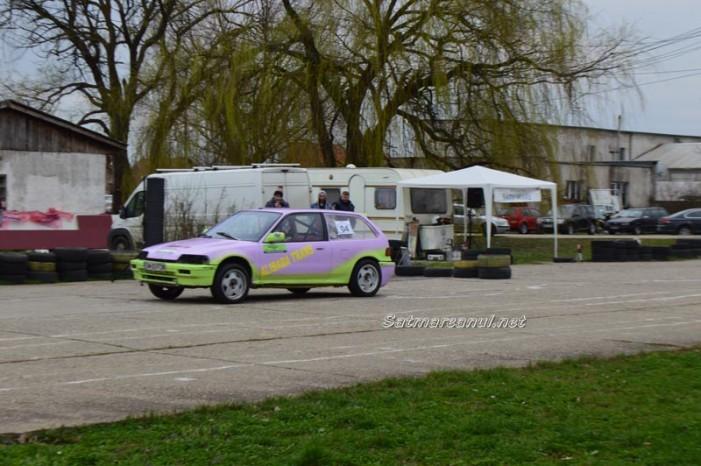 """Vezi rezultatele primei etape a Campionatului Regional ACR de """"Rally Sprint"""" 2016"""